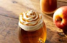 starbucks caramel apple cider