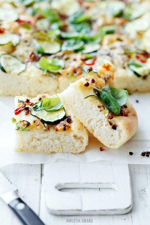Homemade Focaccia Bread Swanky Recipes
