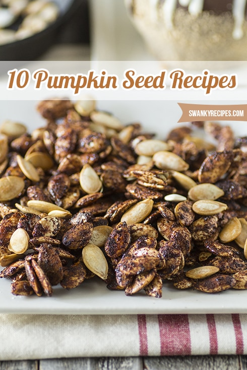 10 pumpkin seeds recipes