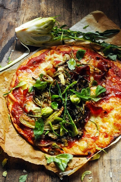 Rustic Pizza Swanky Recipes