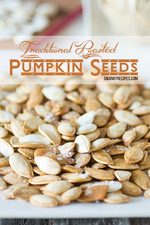 Traditional Roasted Pumpkin Seeds