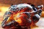 Apple Cider Roasted Chicken
