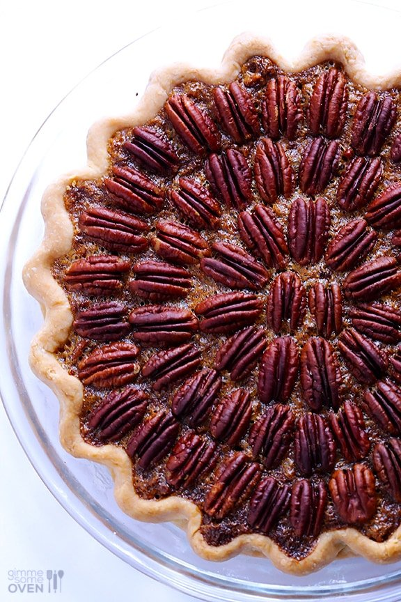Southern Pecan Pie - Swanky Recipes