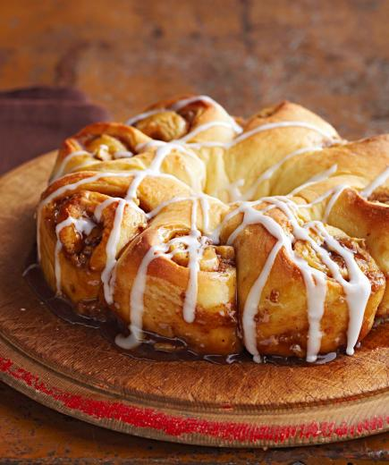 Maple Butter Twist Bread