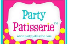 Party Patisserie Tuesday link party