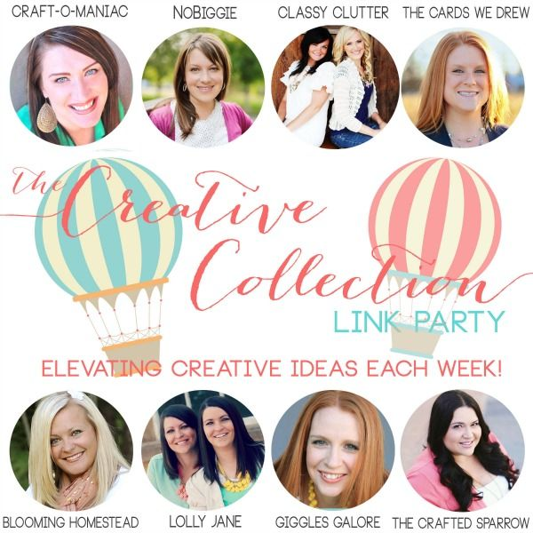 The Creative collection friday link party