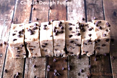 Cookie Dough Fudge 9