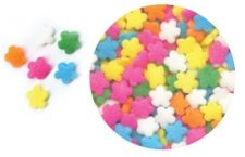 Edible Confetti Mini Flowers - Chocoley
