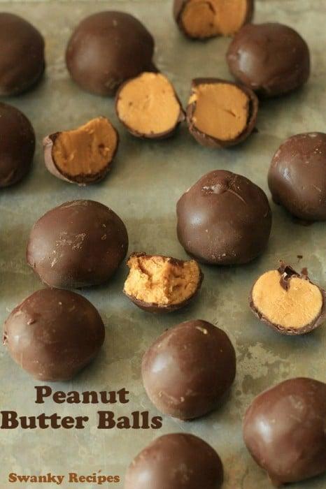 Peanut Butter Balls 2
