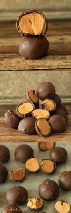 Peanut Butter Truffle Balls