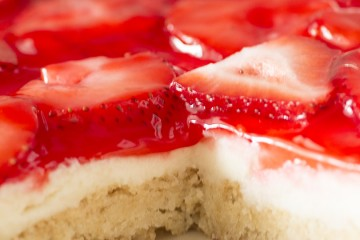 Strawberry & Cream Bars