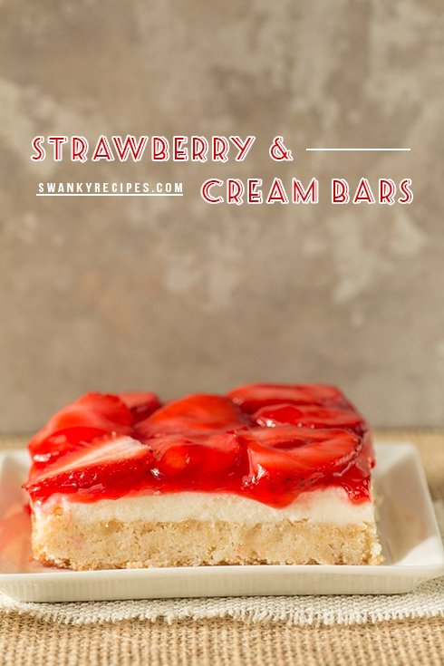 Strawberry-and-Creams-Bars Recipe