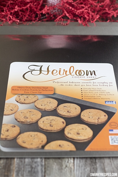 Heirloom Stainless-Steel Cookie Sheets