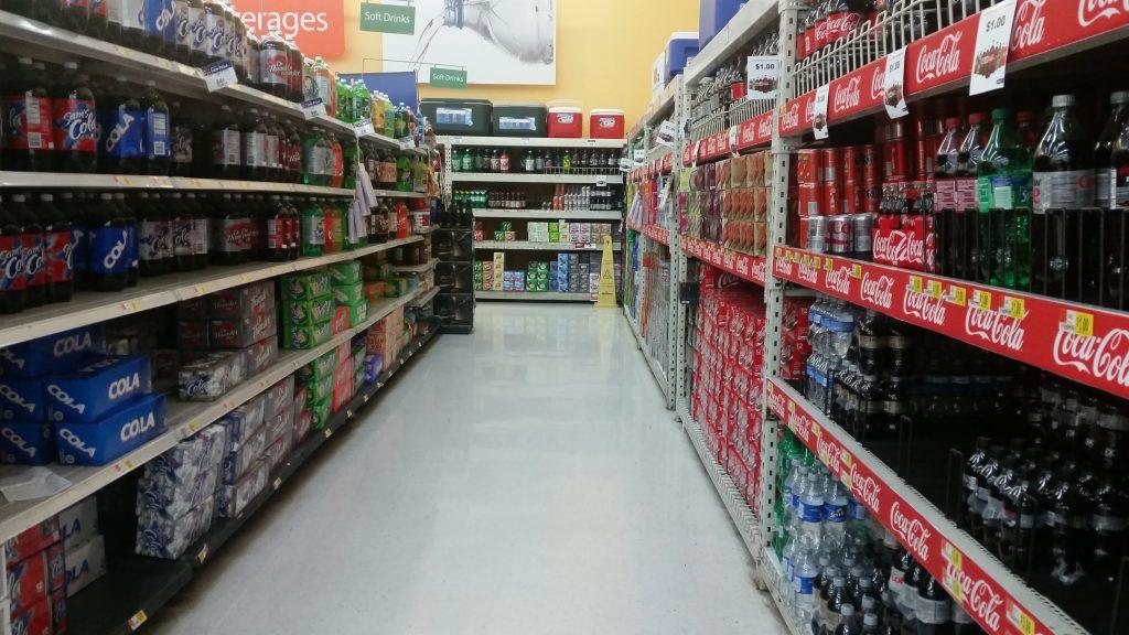 Walmart Soda