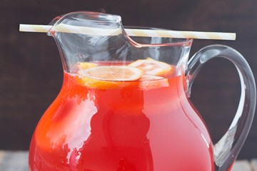 Tropical Cherry Party Punch
