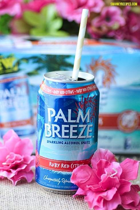 Palm Breeze Ruby Red Citrus