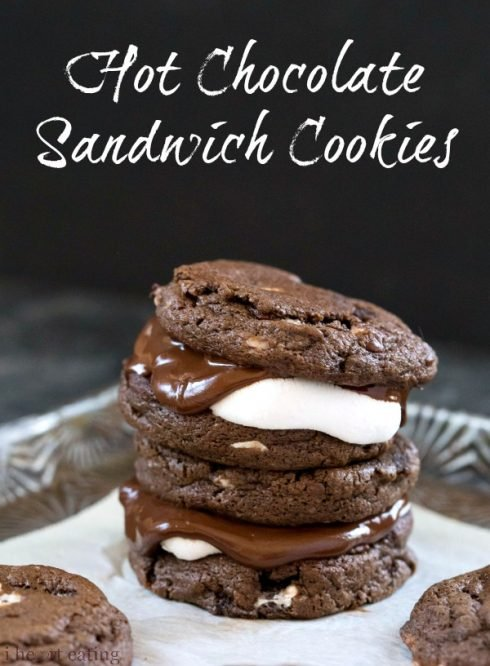 Chocolate Sandwich Cookies – I heart Eating