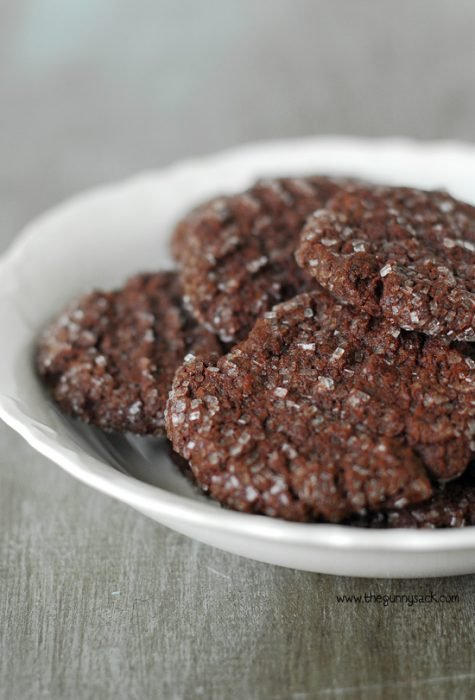 Nutella Pudding Cookies – The Gunny Sack