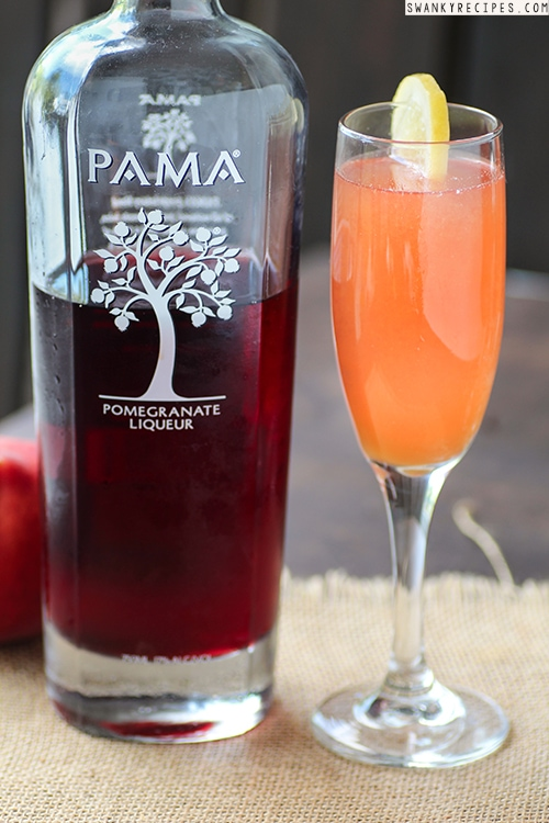 PAMA Peach Bellini