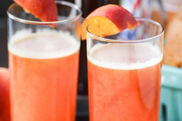 Peach PAMA Bellini