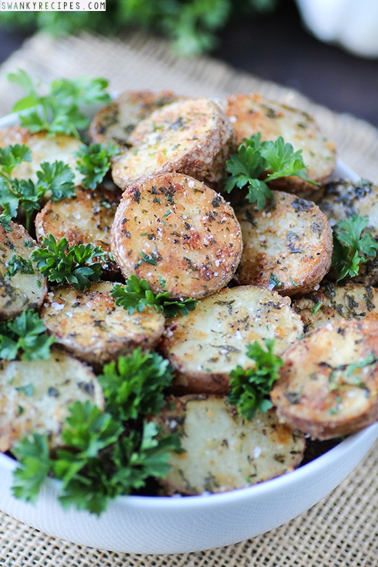 Roasted Herb Potatoes recipe
