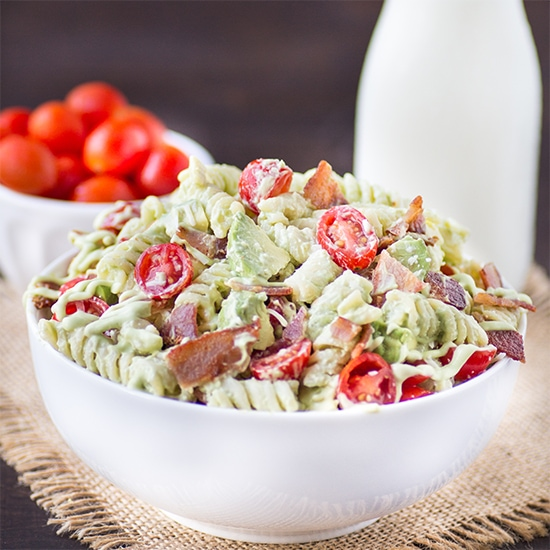 Bacon Pasta Salad
