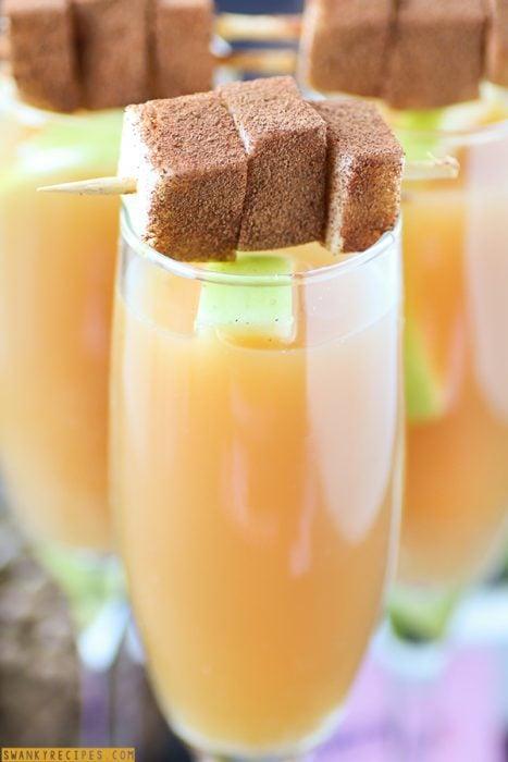 Sparkling Apple Cider