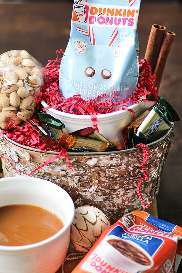 Coffee Gift Basket