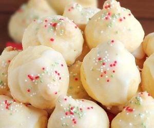 Italian Christmas Cookies