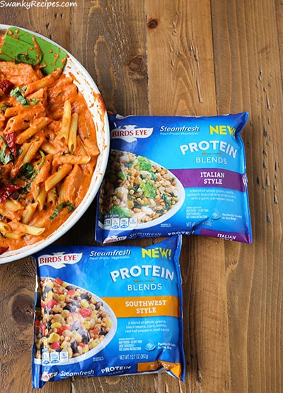 Italian Style Protein Blends