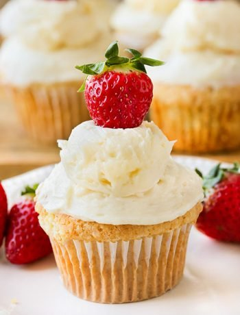 Strawberry Cream Mimosa - Swanky Recipes - Simple tasty ...