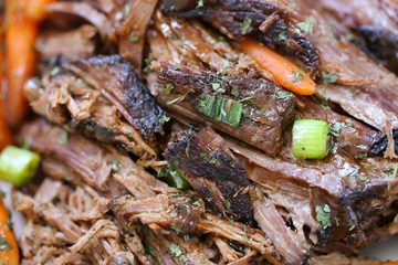 Barbecue Honey Pot Roast