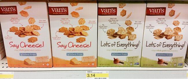 Van's Crackers