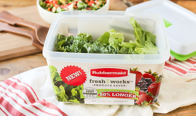 Rubbermaid Fresh Works Produce Saver