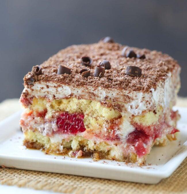 Strawberry Tiramisu Swanky Recipes