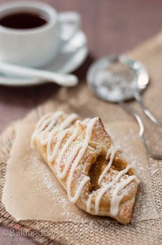 pumpkin cheesecake pastry 4