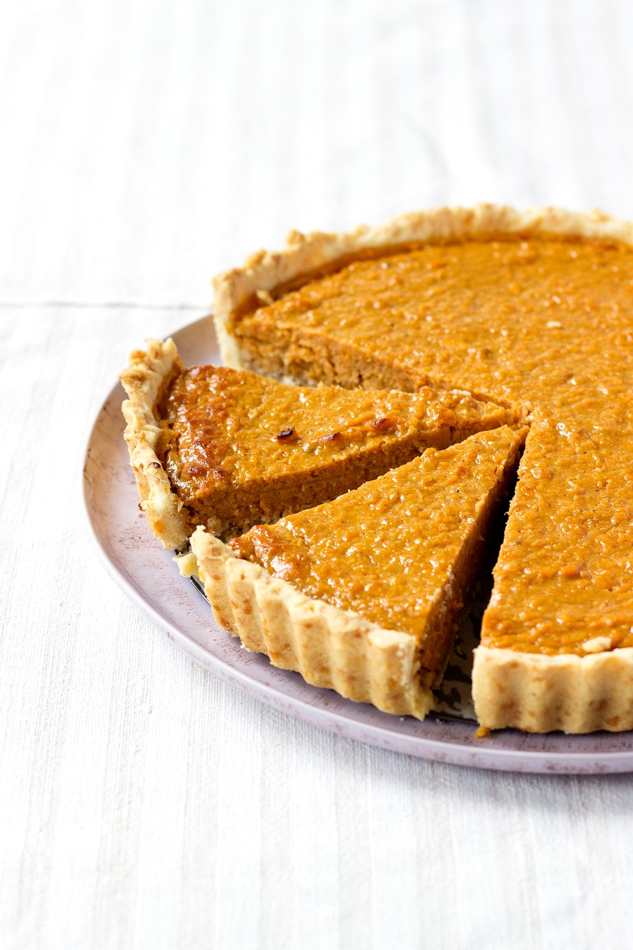 Pumpkin Pie - Swanky Recipes