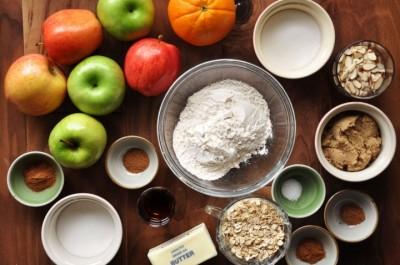 Apple Pie Shooter Ingredients
