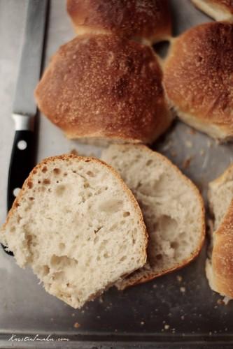 Ciabatta sandwich bread