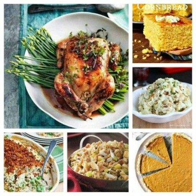 Top 20 Thanksgiving Recipes