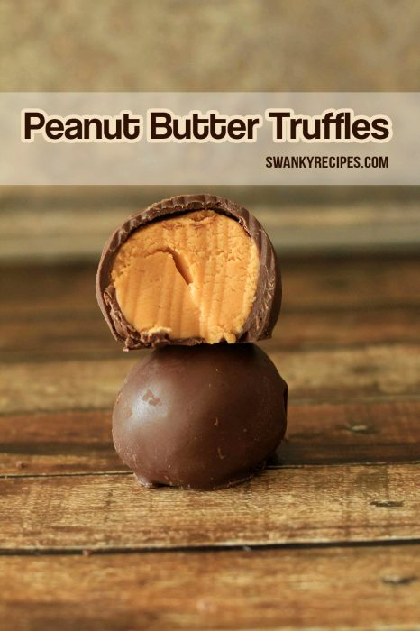 Peanut Butter Truffles Instagram