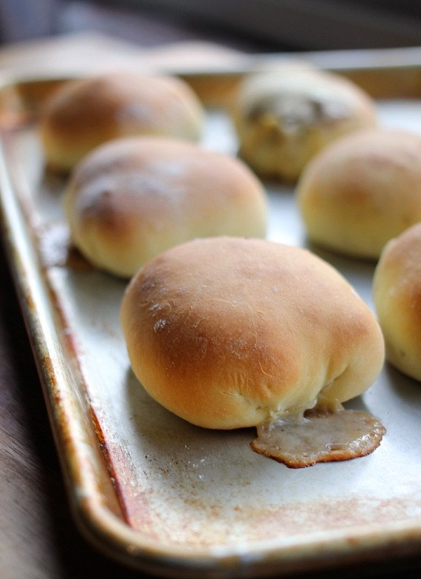 Pilly Cheesesteak Stuffed Rolls