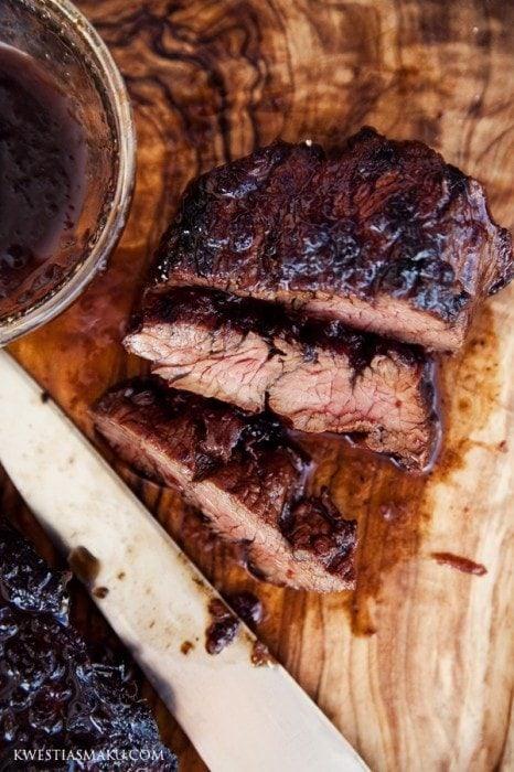Jack Daniel's Steak