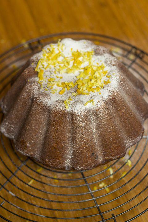 Lemon Poppy Seed Cake All