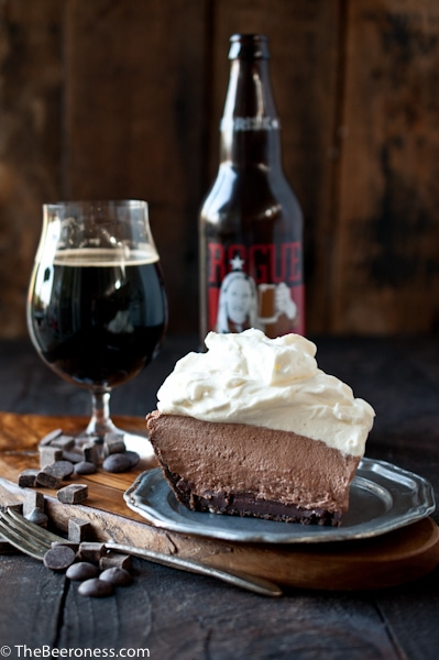 Chocolate Stout Pie