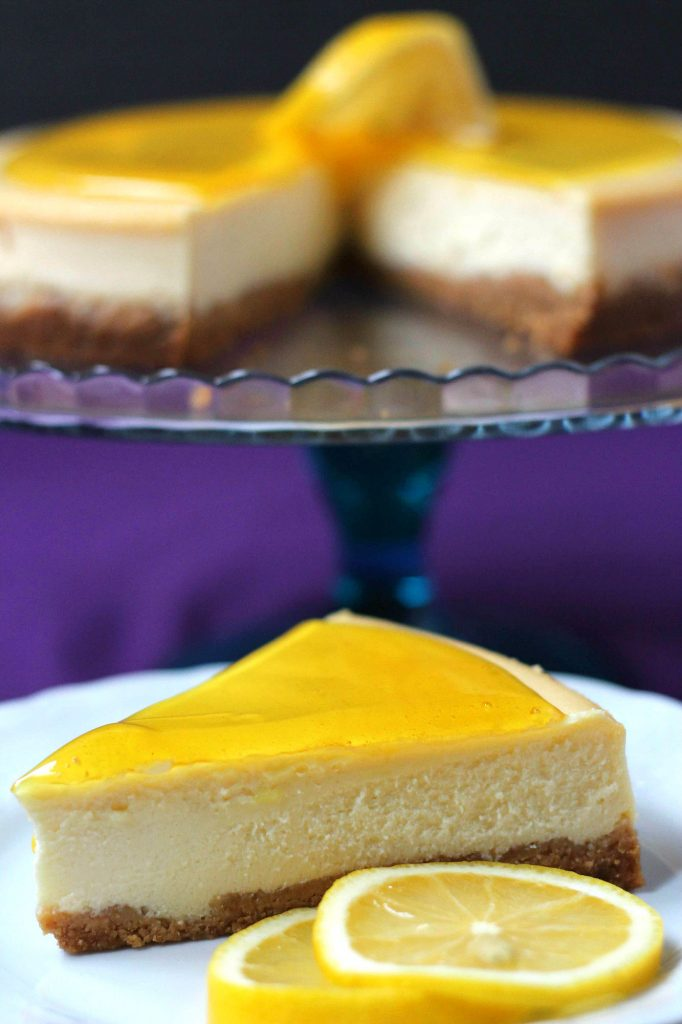 lemon cheesecake 4