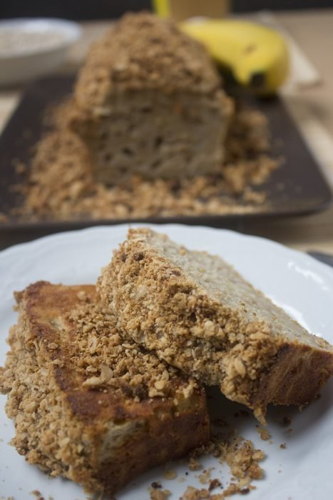 Banana Bread Recipe & Slices
