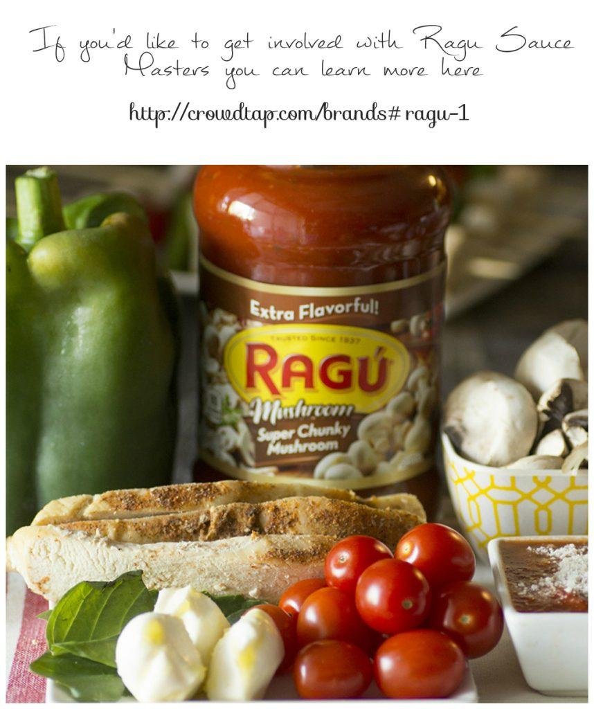Ragú Sauce Masters Crowdtap #NewTraDish