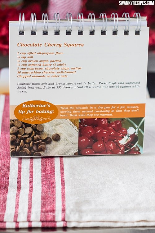 Heirloom Cookie Sheets Recipe Book Gift Package