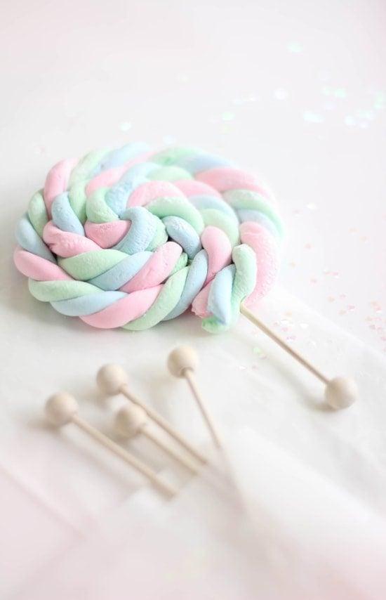 Marshmallow Ropes